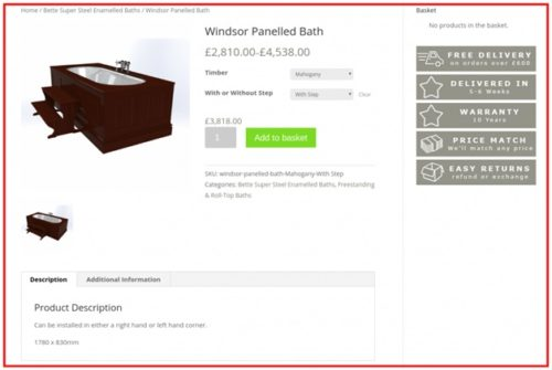 Eliminate Thin Content Pages With Long Product Descriptions