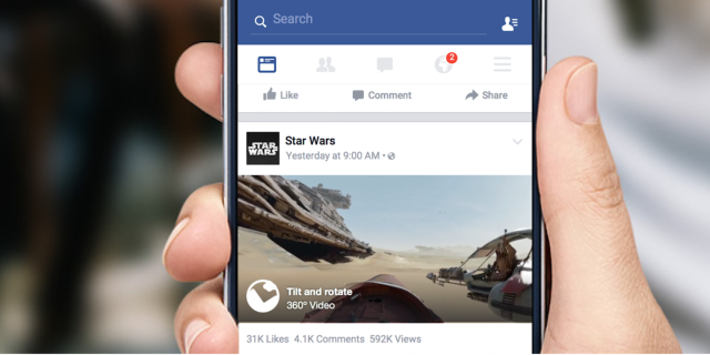 Play with Facebook ad sizes