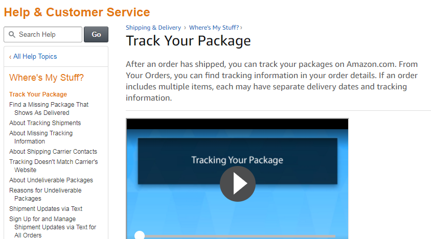 Track-your-package