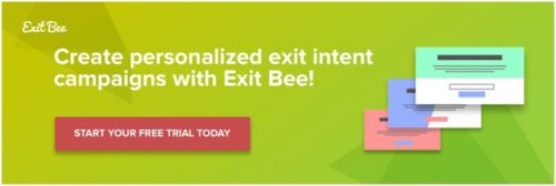 Personalize CTA Button Like Exit Bee