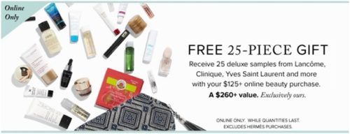 Enclose Free Samples with Purchases