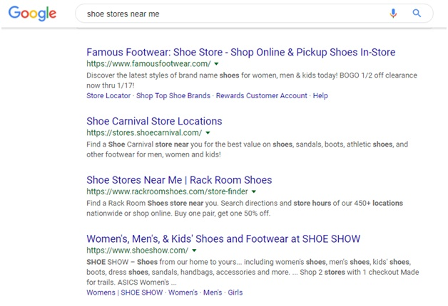 Keep Local Search in Mind
