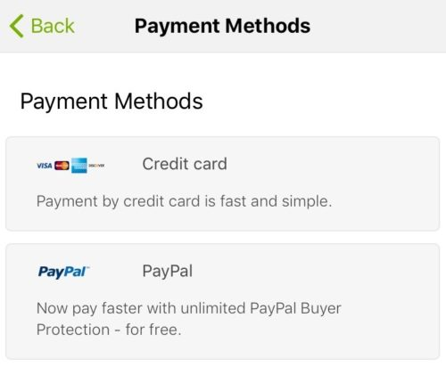 Make checkout simple and easy