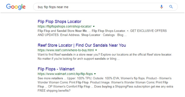 Create a store locator page for your website
