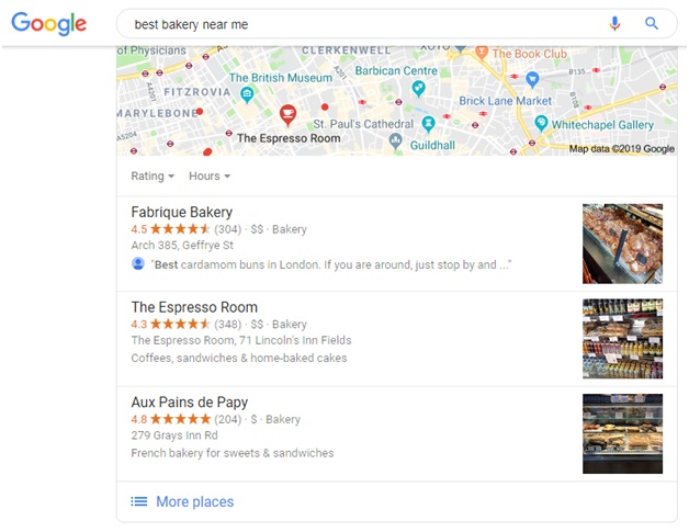 """Maximize your site's visibility in """"near me"""" searches"""