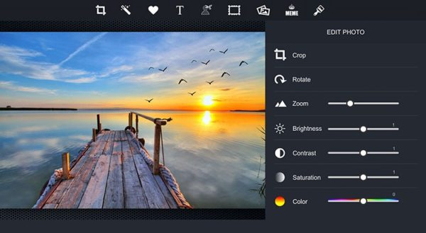 Best Picture editing apps