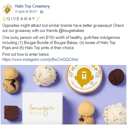 Halo Top Creamery known for Ice-creams