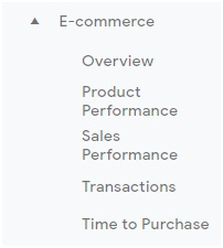 Options Available for Ecommerce