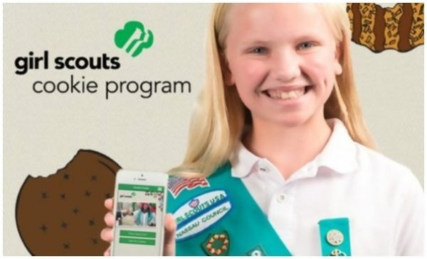 Girl Scouts brand engaged a Twitter campaign