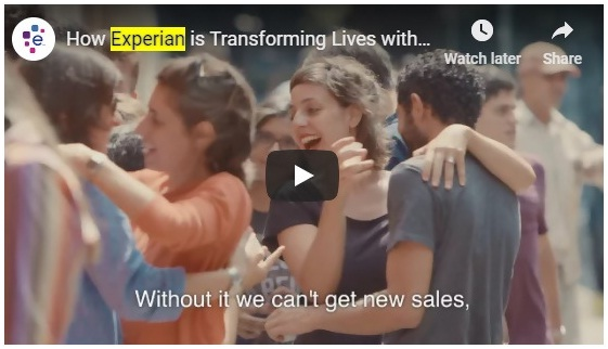 #EXPERIANSTORIES by Experian campaigns