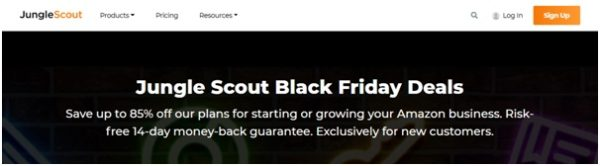 JungleScout provide best-performing products